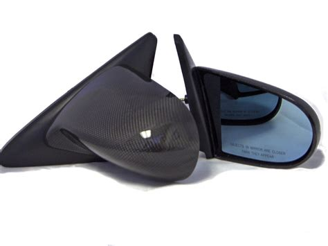 honda crx spoon honda civic crx 88 91 spoon style real carbon mirrors