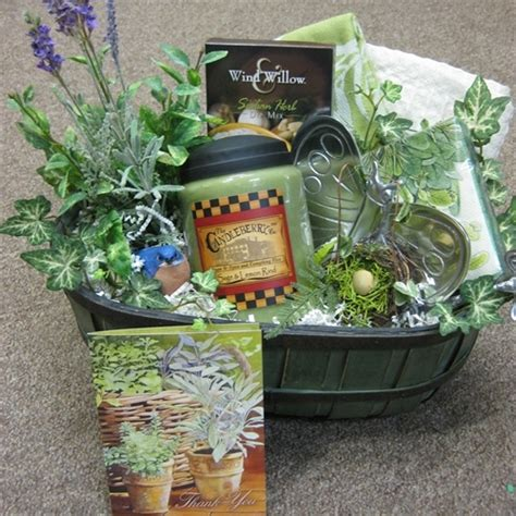 backyard gift ideas herb garden kitchen gift baskets specialty food the