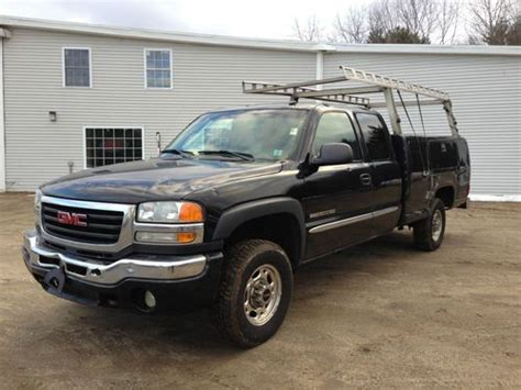 how to learn all about cars 2003 gmc yukon xl 2500 transmission control find used 2003 gmc sierra 2500 hd sle extended cab pickup 4 door 6 0l in north andover