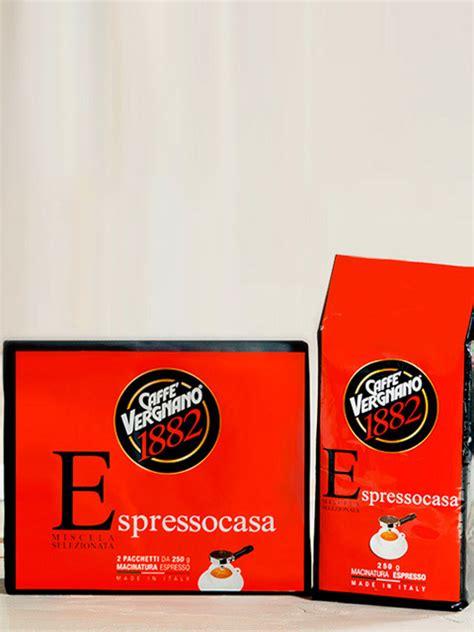 macchine espresso casa espresso casa per macchine espresso caff 232 vergnano a casa