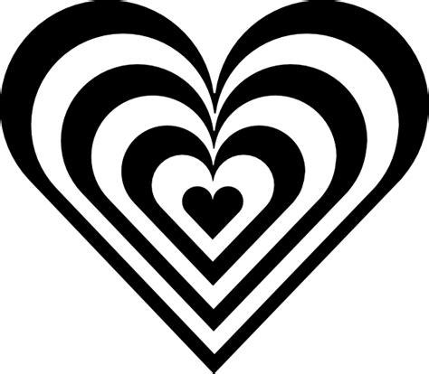 zebra heart clip art at clker com vector clip art online