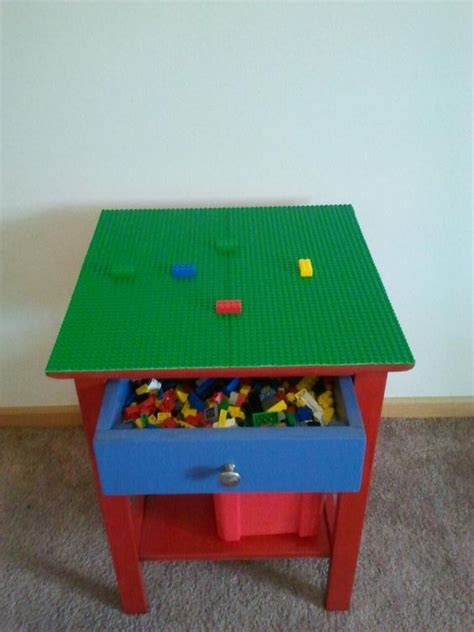diy lego table adhesive diy lego table organise your toys organised