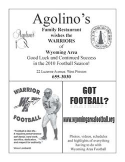 high school football program template sle football program ads free holidaymaster