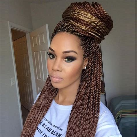 senegalese twists cornrow senegalese twists flat twists hairstyles pinterest