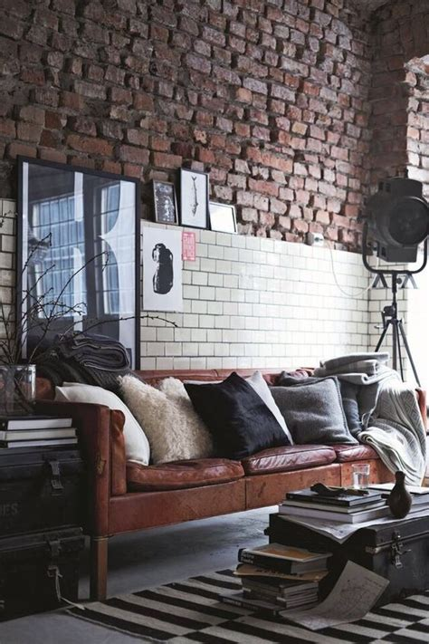 exposed brick and timber interiors flooded by light 7 couches so cozy they demand a netflix marathon and how
