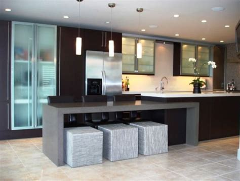 modern kitchen islands with seating 25 best ideas about modern kitchen island on