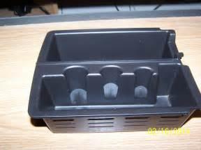 2009 Chevy Traverse Interior 2009 Gmc Acadia Console Tray Oem Ebay