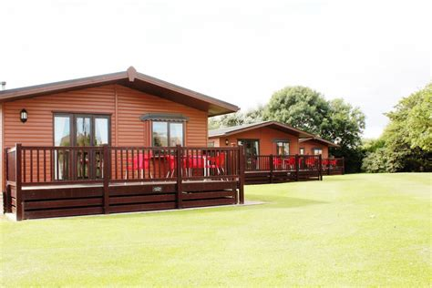 The Retreat Cabins by The Retreat Log Cabin Seacroft Estate
