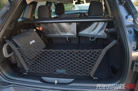 Cargo Space Jeep 2014 Jeep Sport Review Performancedrive