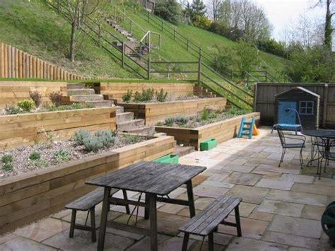 landscaping ideas for hillside backyard 17 best ideas about hillside landscaping on