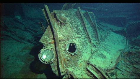 the open boat did the oiler die panoramio photo of titanic hull with portholes