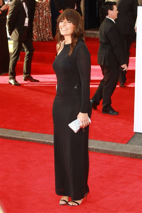 Academy Television Awards 2007 Davina Mccall by Davina Mccall At Academy Television Awards In