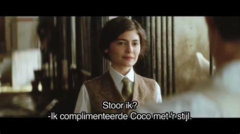 youtube film coco avant chanel coco avant chanel trailer nl 2009 youtube