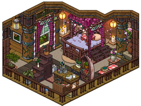 Studio Apartment Bed Ideas Jungle Bedroom By Cutiezor On Deviantart