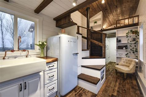 128 square foot tiny heirloom home offers rustic elegance 3895 best portable tiny homes images on pinterest small