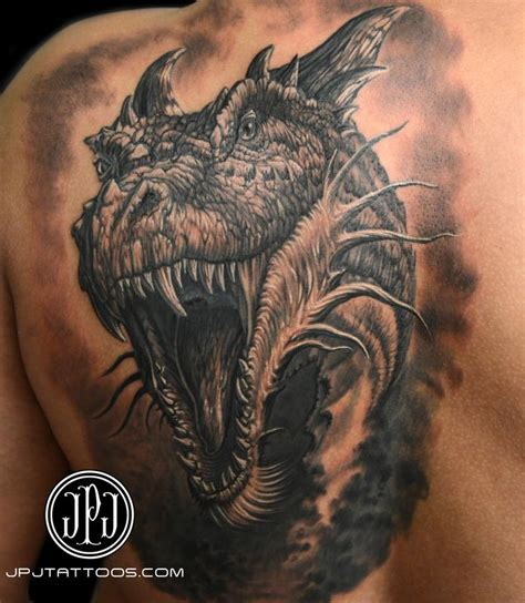 dark water tattoos freehand inspired by by e kaufmann by