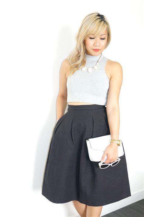 skirt lengths for 2014 tea length skirt the cassie paige fashion lifestyle blog