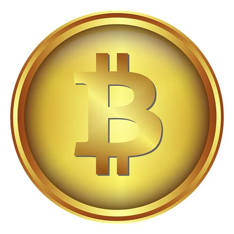 bitcoin symbol free illustration bitcoin currency coin money free