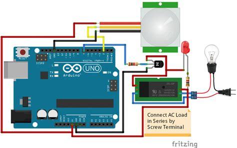 tutorial sensor pir arduino pir motion sensor light switch motion sensor pir light