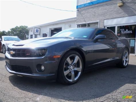 2010 camaro ss colors 2010 cyber gray metallic chevrolet camaro ss rs coupe