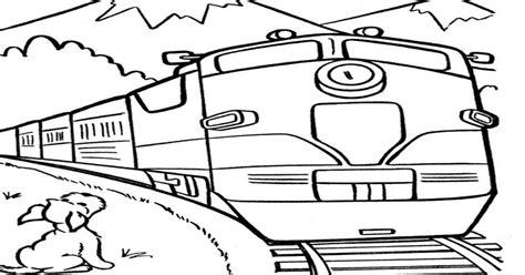 kereta vellfire warna hitam gambar kereta api kartun yang diwarnai aneka gambar gambar