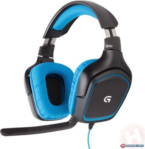 Special Logitech Headset Gaming G430 plantronics gamecom 780 and logitech g430 review sound quality