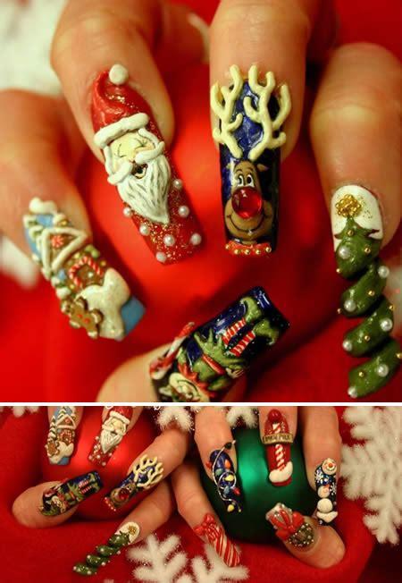 images of christmas nail art christmas nail art designs christmas nail art design