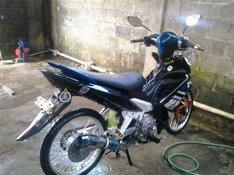 gambar gambar modifikasi motor yamaha new jupiter mx terbaru