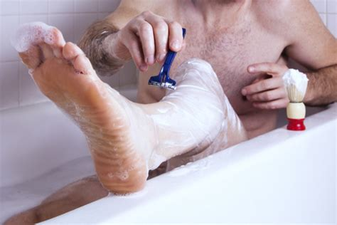 percentage of men shaving dear men here s what we think about your hair