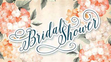 bridal shower images bridal shower etiquette for the host to be