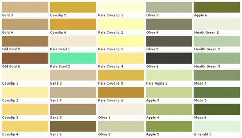 Valspar Exterior Paint Color Chart farben 224 la carte sweet home