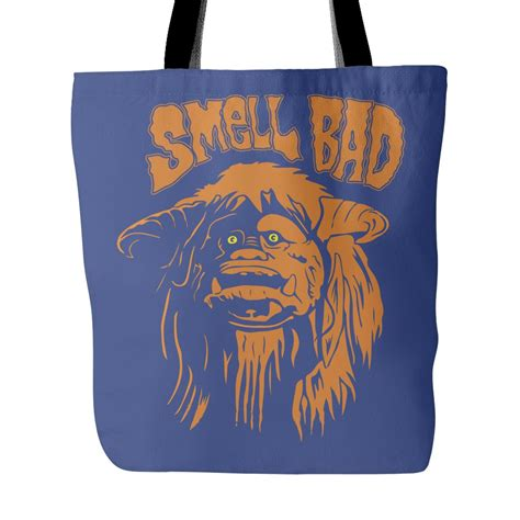yorkie smells bad ludo smell bad tote bags labyrinth bags