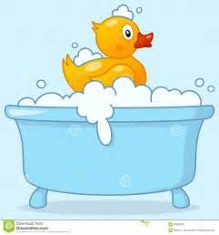 bathtub rubber ducks boy bathtub with rubber duck stock vector image