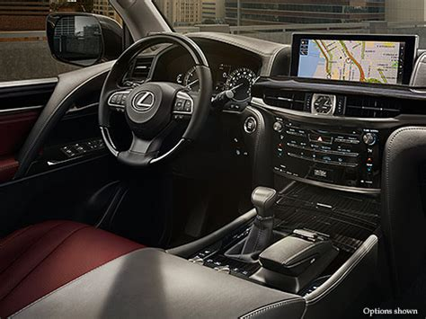 lexus lx interior find out what the lexus has to offer available today from