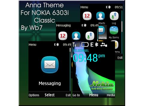 themes download for your mobile nokia 6303 themes 2013