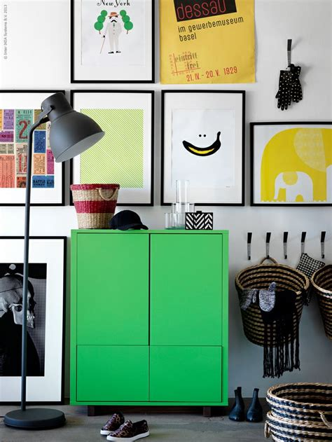 ivar shelves spruced up with fabric backings and 76 best ikea stockholm collection images on