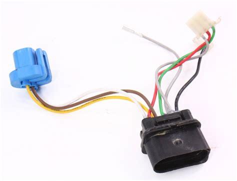 vw headlight wiring diagram
