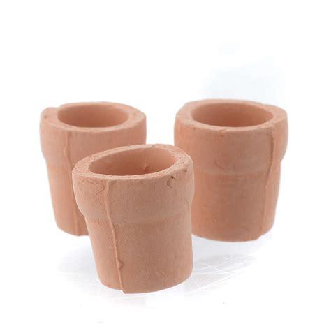 vasi terracotta vendita on line vasi in terracotta miniature presepe accessori presepe fai