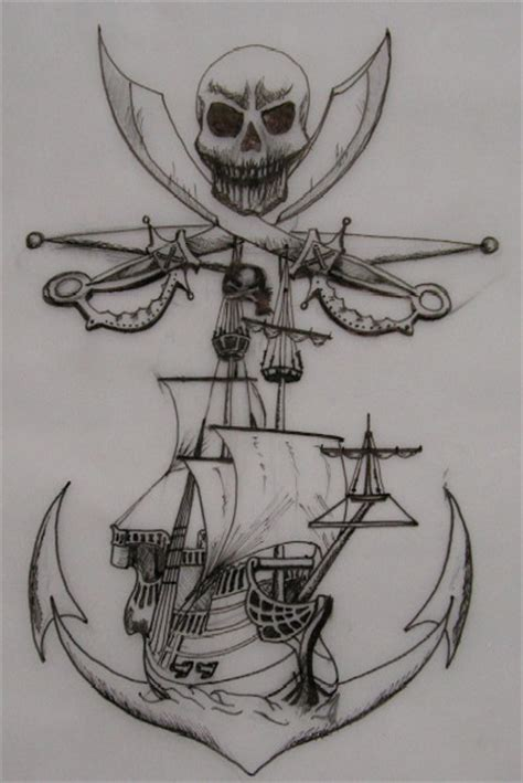 pirate tattoo design 54 pirate designs and ideas