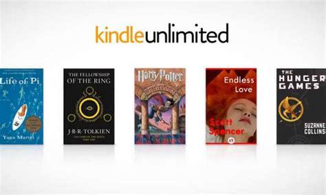 amazon unlimited books kindle unlimited amazon ebook flatrate startet in