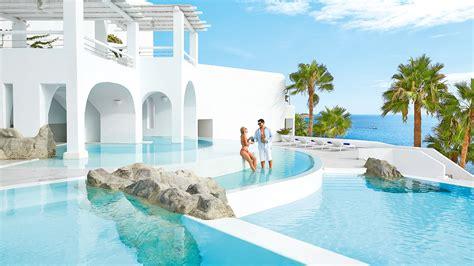 best resort in mykonos mykonos luxury hotel resort in mykonos psarou
