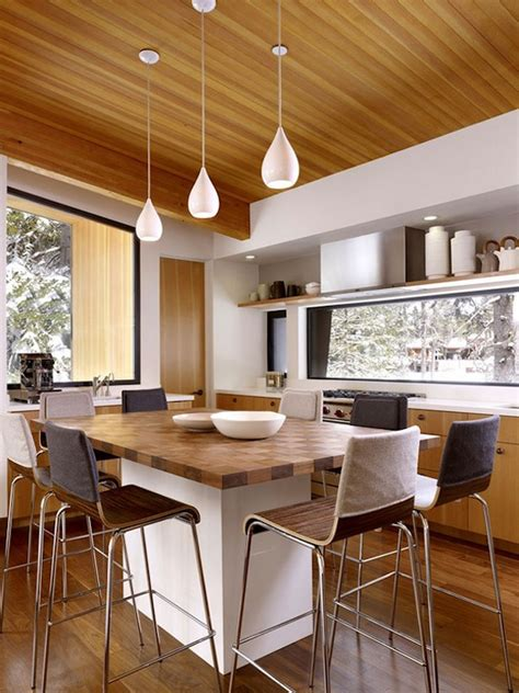 Modern Kitchen Pendant Lighting Ideas | 20 modelli di ladari a sospensione di design