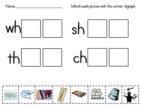 Ch Digraph Worksheets by Ch Sh Th Wh Worksheets Abitlikethis
