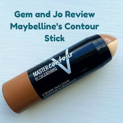Maybelline Duo Stick gemandjotaketheworld gem and jo review maybelline s