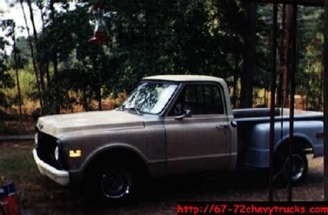 gendron s gmc al quot southpa quot gendron s 1970 chevy truck