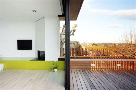 terrasse quer oder längs baie vitr 233 e coulissante avantages et inconv 233 nients des