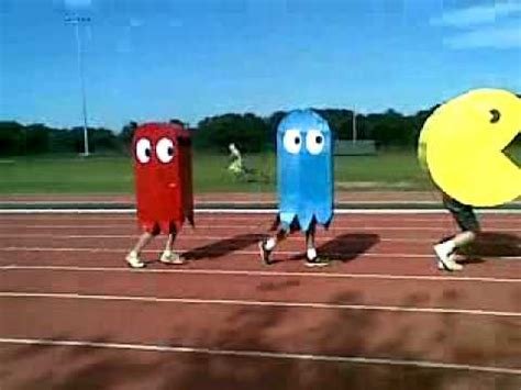 themes for sports carnival pacman vs ghosts school athletics carnival youtube