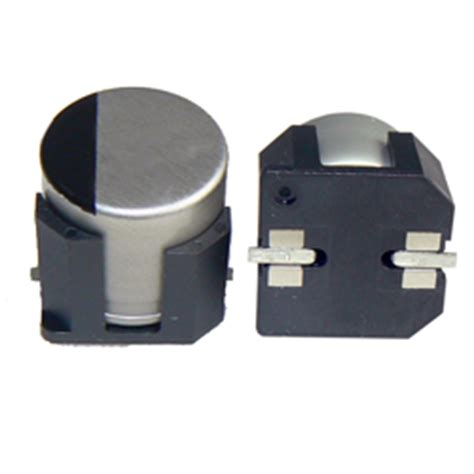 high voltage surface mount capacitor vishay high vibration surface mount aluminium electrolytic capacitors handle 30g electropages