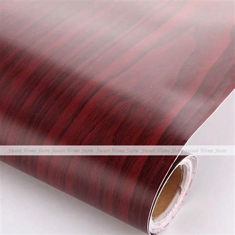 Adhesive Shelf Liner Uk by Wood Grain Moisture Proof Covering Self Adhesive Shelf