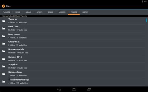 Tablet Croos Android update mixvibes cross dj for android 1 2 djworx